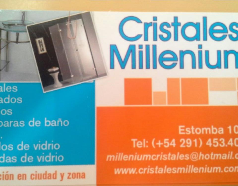 CRISTALES MILLENIUM